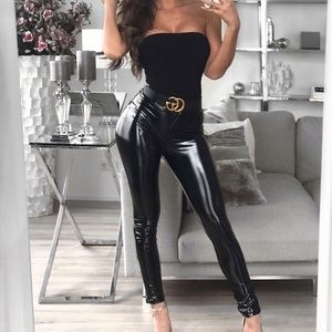 Pants - Latex pants